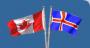 Ísland-Kanada